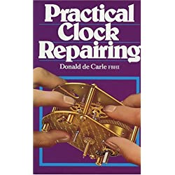 Clock Repair Books
