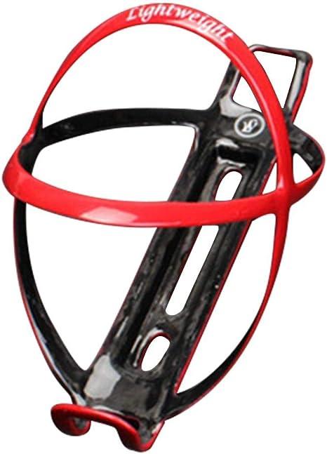 Sunneey Portabidon Carbono para Bicicleta Fibra, Rápido Y Fácil ...