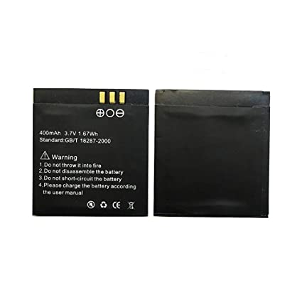 Amazon.com: Q7Q7SQ7SP Smart Watch 2 pcs Battery Original ...