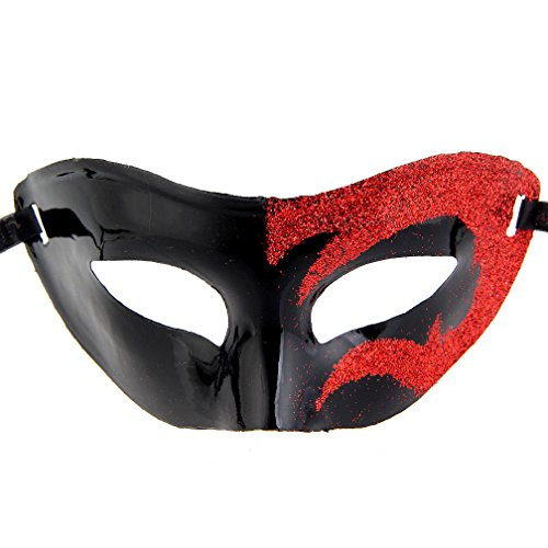 12pcs Set Evening Prom Venetian Masquerade Masks Costumes Party Accessory by IETANG (Image #1)