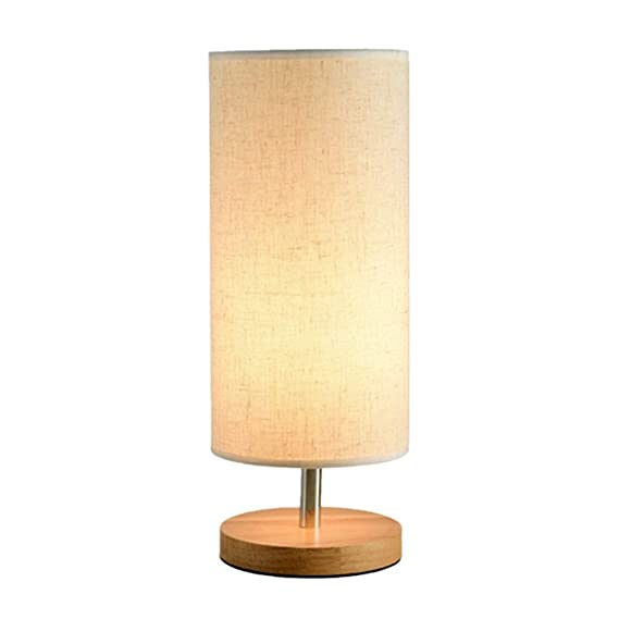 A-ZHP & Lámpara de Noche Lámpara de Mesa Sala de Estar Decoración ...