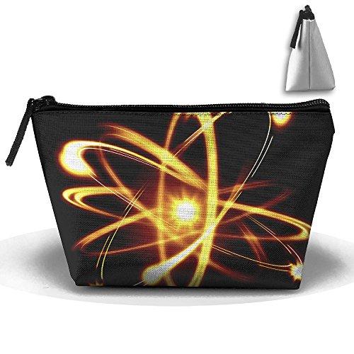 SESY Colorful Science Hand Bag Pouch Portable Storage Bag Clutch Handbag