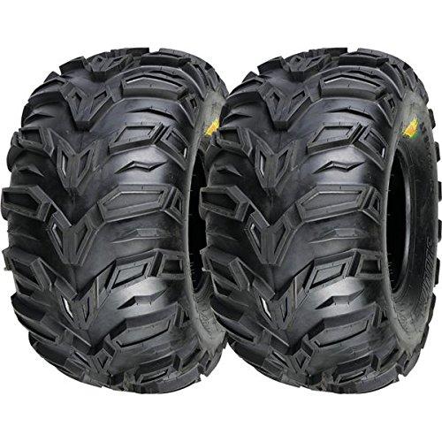 Pair of Sedona Mud Rebel 2 6ply 22x11-10 ATV Tires