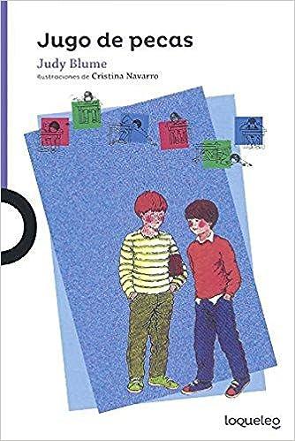 Jugo de pecas / Freckle Juice (Spanish Edition) (Serie Morada ...