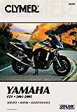 Yamaha FZ-1 2001-2005 (Clymer Motorcycle Repair) by Penton Staff (2000-05-24)