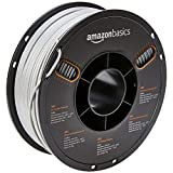 AmazonBasics ABS 3D Printer Filament, 2.85mm, Gray, 1 kg Spool