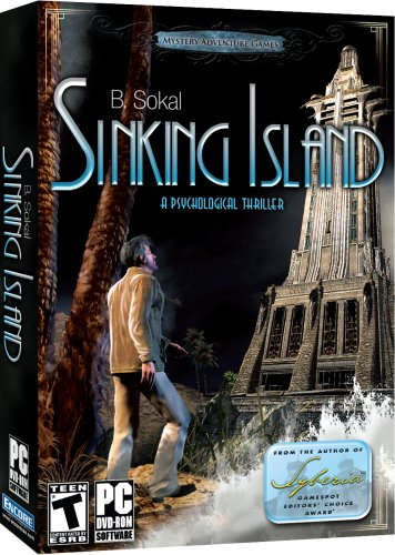 Microids: Sinking Island [Old Version]