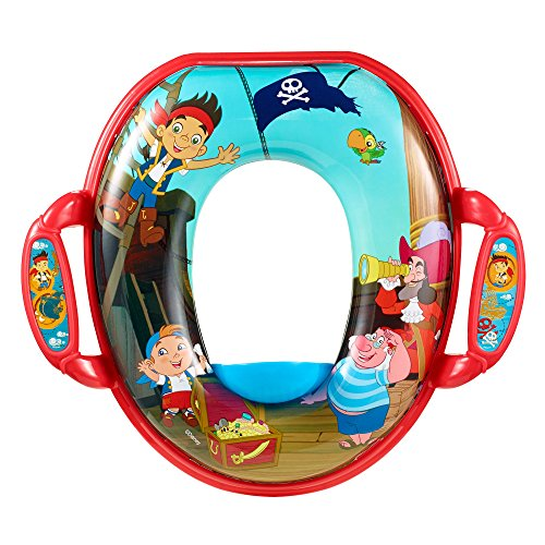The First Years Disney Junior Jake & The Neverland Pirates Soft Potty (Junior Seat)