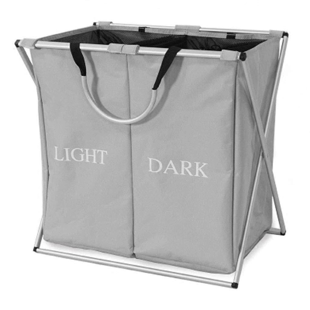 Laundry Basket | Large Capacity ┃ Folding Design ┃ No Installation