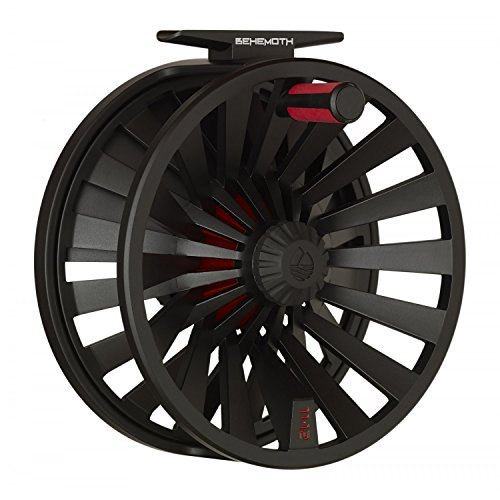 Redington Reels Behemoth 7/8 Reel, Black