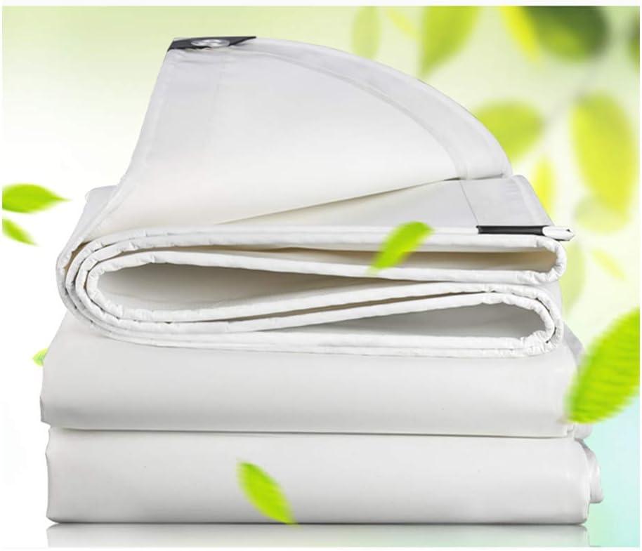 *WTTFF* PVC Tela Impermeable,Anti-envejecimiento,protección Solar, Anti-corrosión, Espesor 0,45 mm,580 g de Peso por Metro Cuadrado, Resistencia al desgarro,Muy Superior a la Lona Tradicional