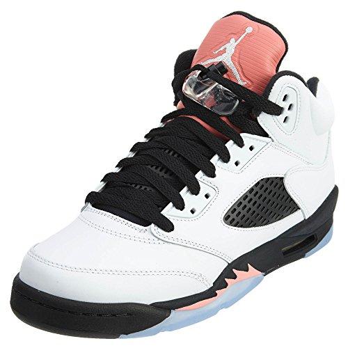 Jordan 5 Retro Big Kids Style : 440892-115 Size : 5 M US by Jordan