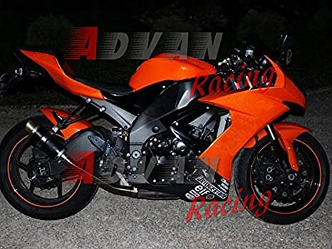 Amazon.com: Moto OnFire plástico ABS Fairings carrocería ...