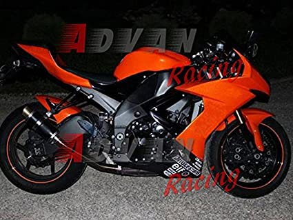 Amazon.com: Moto Onfire ABS Plastic Injection Mold Fairings ...