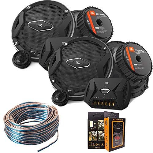 J-B-L GTO609C Premium 6.5-Inch Component Speaker System + GTO509C Premium 5.25-Inch Component...