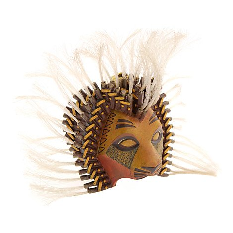 The Lion King: The Broadway Musical Special-edition Collectible Simba Ornament ()