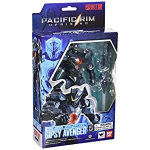 Bandai Tamashii Nations Robot Spirits Gipsy Avenger Pacific Rim: Uprising Action Figure