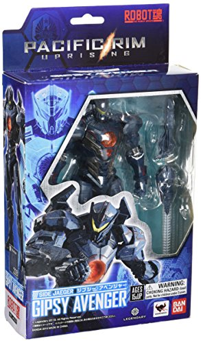 (Tamashii Nations Bandai Robot Spirits Gipsy Avenger Pacific Rim: Uprising Action Figure)