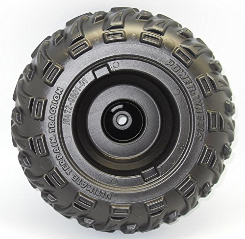 Power Wheels - Right Wheel & Left Wheel (J8472-2269, J8472-2339) SET OF 2 Please check your Vehicle, some cars listed use different REAR TIRES, double check before ordering.