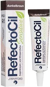 RefectoCil Sensitive Colour Gel (Dark Brown) .150ml