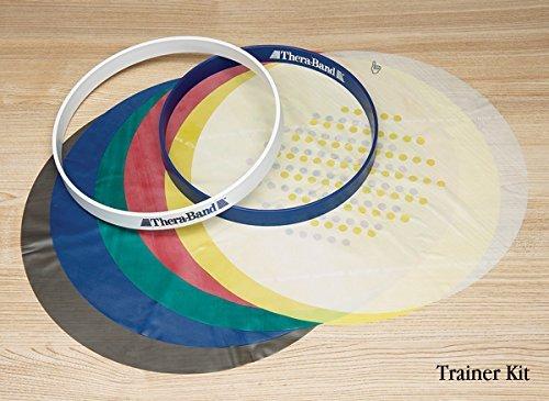 Progressive Hand, Finger, Wrist Trainer (6 Sheets) - Band Thera Trainer Hand