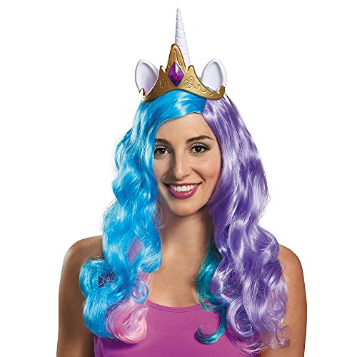 Princess Celestia Costumes (Disguise Women's Princess Celestia Adult Ears Costume Accessory, White, One Size)