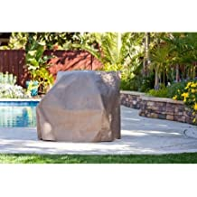Duck Covers Elite 32 in. W Patio Chair Cover with Inflatable Airbag to Prevent Pooling