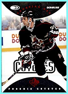 1996-97 Donruss Canadian Ice Red Press Proofs #18 Mike Gartner PHOENIX COYOTES
