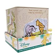Disney Baby Classic Pooh Jack-in-The-Box, 6.5