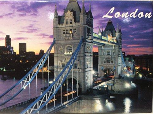London England Tower Bridge Fridge Collector's Souvenir Magn