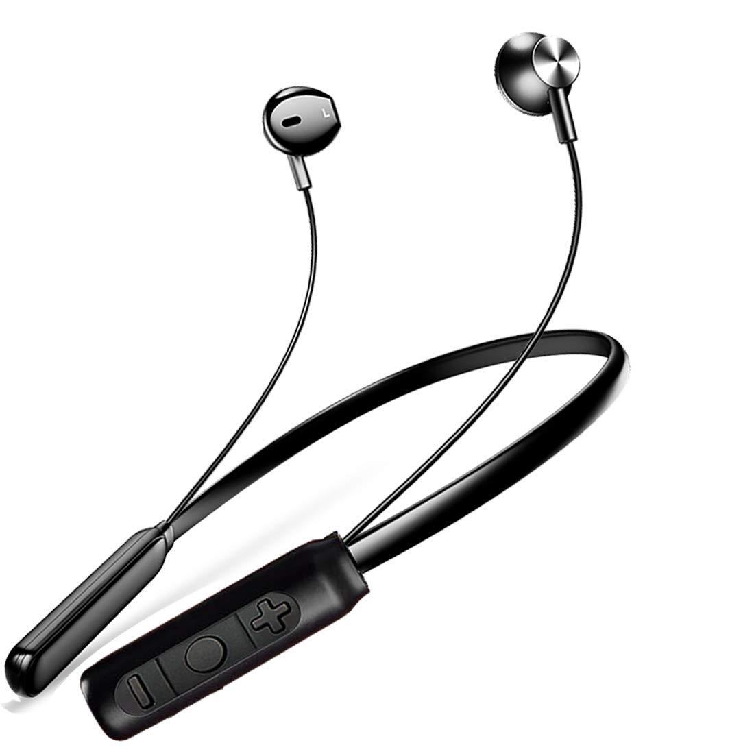 Ptron Tangent Pro Headphone Neckband Stereo Earphone