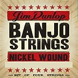 Jim Dunlop DJN23 23 Gauge Banjo Nickel String (Single)