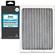 Home Revolution Replacement Refrigerator Air Filter, Fits Frigidaire PAULTRA Pure Air Ultra & Electrolux Models (3)