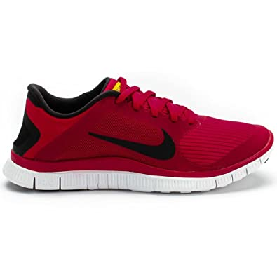 new style 61ae9 c17bb NIKE Free 4.0 V3 Livestrong Mens Running Shoes 586297-607 Gym Red 12 M US