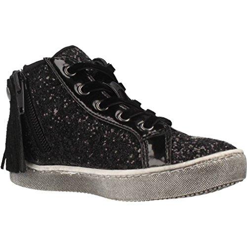 Lu Zapatillas Para NIÏ¿½a, Color Negro, Marca Lulu, Modelo Zapatillas Para NIÏ¿½a Lulu Frangetta Glitter Negro Negro