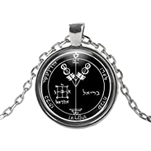 Jupiter 4 Solomon Seal for Wealth and Honor Silver Talisman