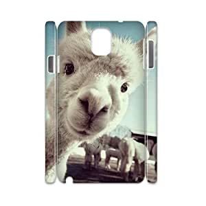 QSWHXN Diy case Lama Pacos customized Hard Plastic case For samsung galaxy note 3 N9000