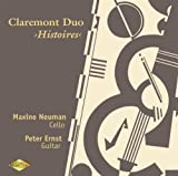 : Histoires: Music for Cello & Guitar
