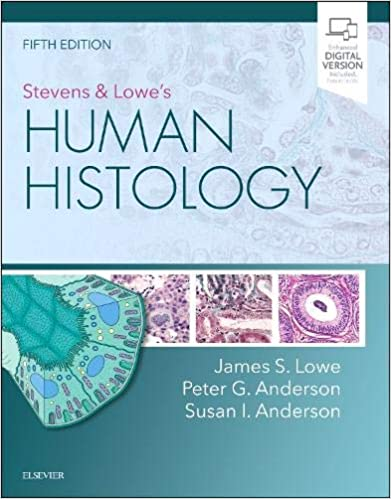 Stevens & Lowe's Human Histology - E-Book, 5th Edition - Original PDF