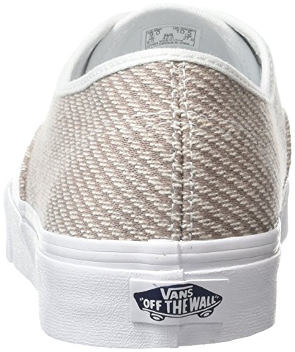 Vans Adults' Sneakers Low True Unisex Authentic White Slim Smoke Jersey Top fwCqfrt