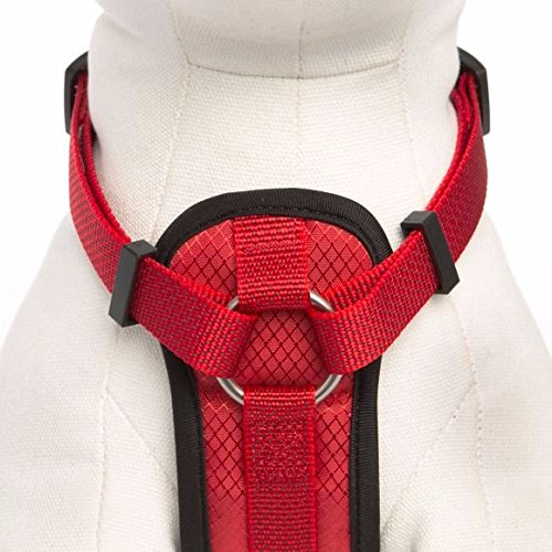 Picture of KONG Comfort Padded Harness Red X-Large
