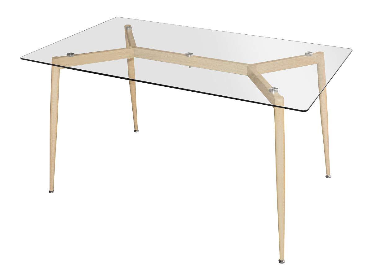 Agionda /® Esstisch Oslo in 140 x 80 cm Scandinavian Style