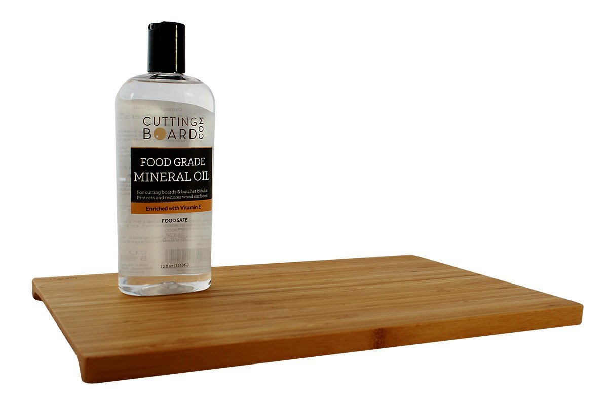 Food Grade Mineral Oil for Cutting Boards, Countertops and Butcher Blocks - Food Safe and Made in the USA by CuttingBoard (Image #5)