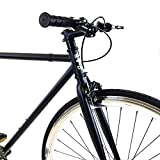 Golden Cycles Single Speed Fixed Gear Bike with