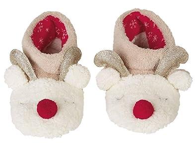 512850c7c136be Esmara® Damen Hausschuhe  Weihnachtshausschuhe  Winterhaus Schuhe (ORIGINAL  RAW Quality) In Festlichem