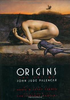 Origins: The Art of John Jude Palencar 1599290049 Book Cover
