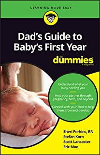 Book Cover: Dad's Guide to Baby's First Year For Dummies