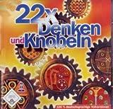 22 x Denken und Knobeln [CD-ROM] Windows 98 / Windows XP / Windows Me / Windows 2000 / Windows 95