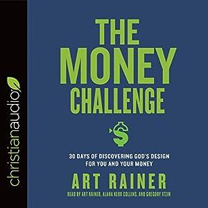 The Money Challenge Audiobook