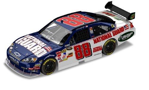 Motorsports Authentics/Action Dale Earnhardt Jr. National Guard - 1/64 2009 Pitstop